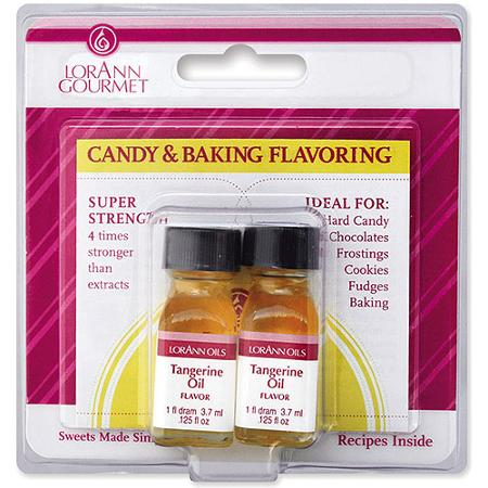 Tangerine Oil 2 Dram pack